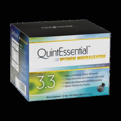 QuintEssential 3.3 30 ampules Quicksilver Scientific
