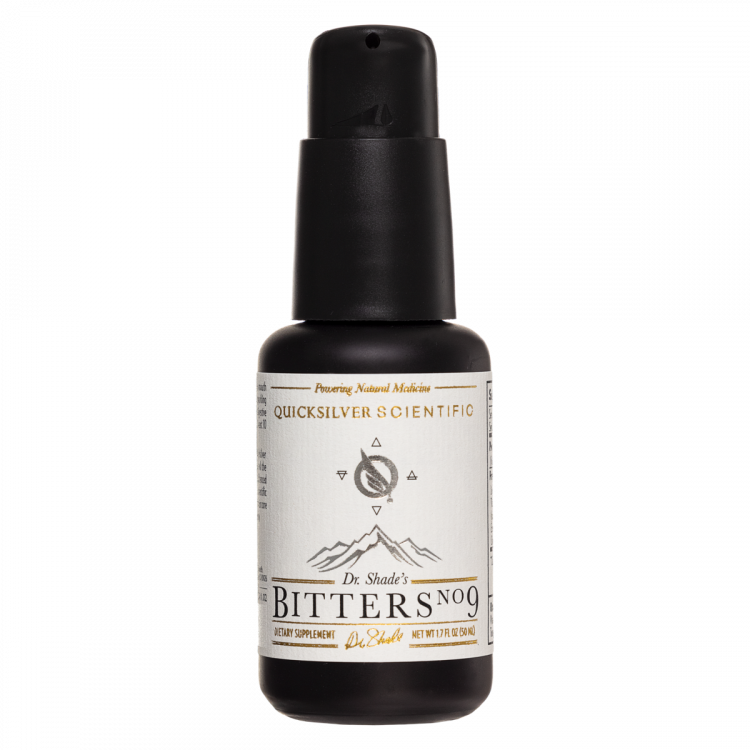 Shade's Bitters #9 Liposomal 50 ml Quicksilver Scientific