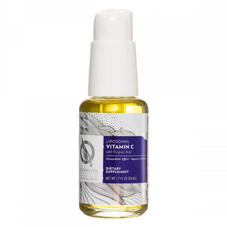 Vitamin C RLA Liposomal 50 ml Quicksilver Scientific