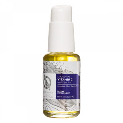 Vitamin C RLA Liposomal 100 ml Quicksilver Scientific