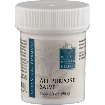 All Purpose Salve ,Wise Woman Herbals,1 oz