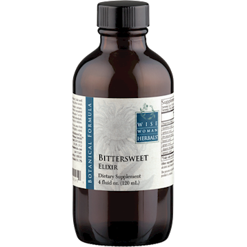 Bittersweet Elixir ,Wise Woman Herbal 120 ml