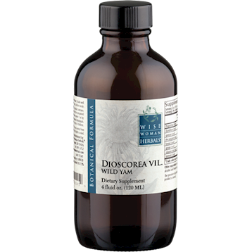 Dioscorea/wild yam 120 ml Wise Woman Herbals
