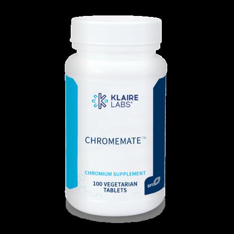 CHROMEMATE  100 TABLETS Klaire Labs