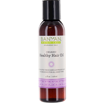 Healthy Hair Oil 120 ml Banyan Botanicals