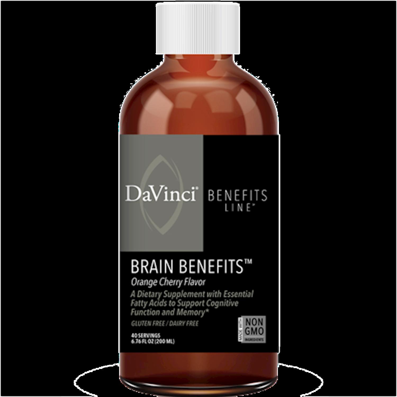 BRAIN BENEFITS 200 ml DaVinci Laboratories