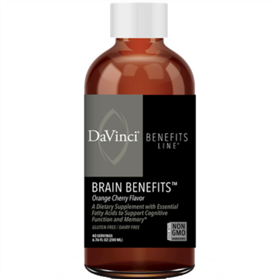 BRAIN BENEFITS 200 ml DaVinci Laboratories