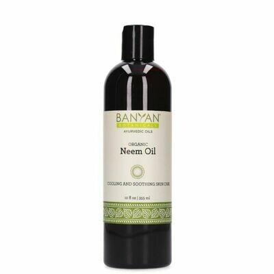 Neem Oil 335 ml Banyan Botanicals