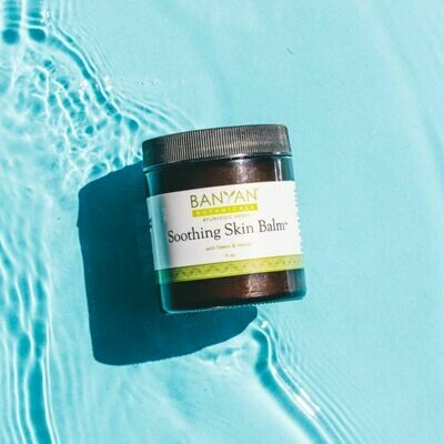 Soothing Skin Balm  120 ml Banyan Botanicals