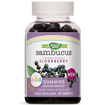 Sambucus for Kids ,Natures Way,60 gummies