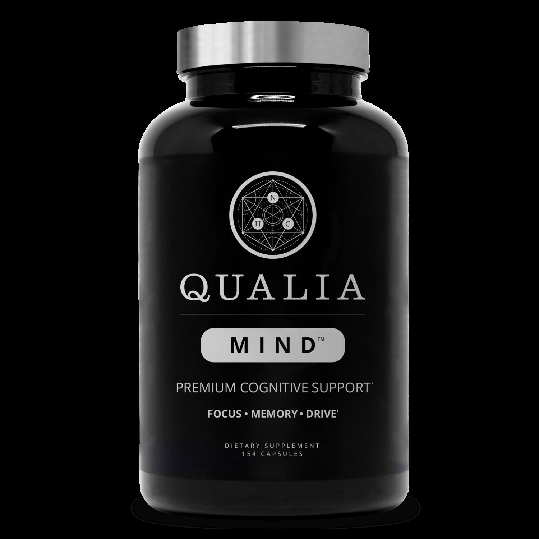 Qualia Mind,NEUROHACKER COLLECTIVE, 154 vegcaps