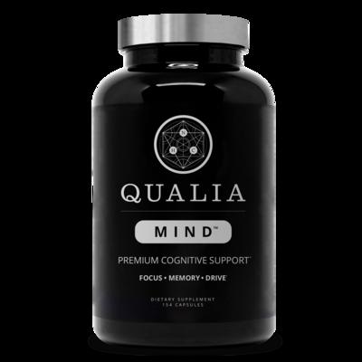 Qualia Mind 154 vegcapsules NEUROHACKER COLLECTIVE