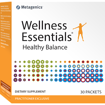 Wellness Essentials Healthy Balance 30 packets Metagenics