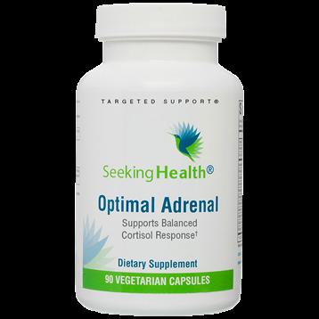 Optimal Adrenal 90 vegcaps Seeking Health