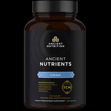 Calcium,Ancient Nutrition 90 caps
