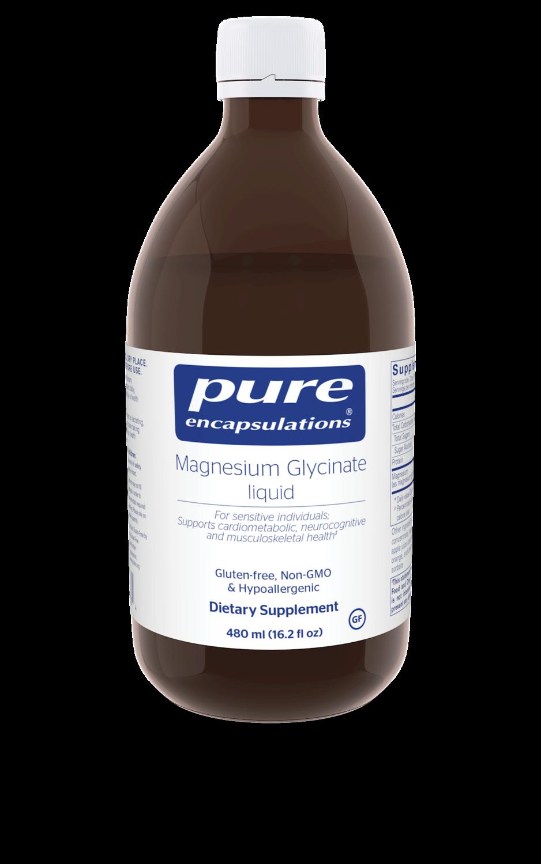 Magnesium Glycinate liquid 16.2 fl oz