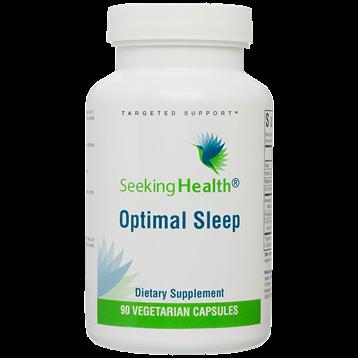Optimal Sleep 90 vegcaps Seeking Health