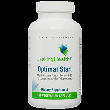 Optimal Start 120 vegcaps  Seeking Health