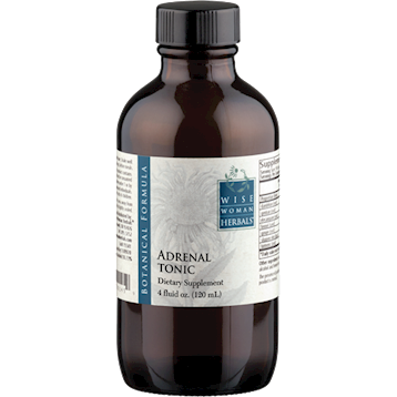 Adrenal Tonic , 120 ml Wise Woman Herbals