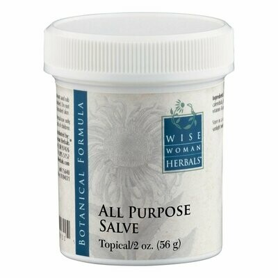All Purpose Salve , 56 g Wise Woman Herbal