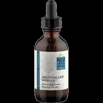 Arctium/burdock 60 ml Wise Woman Herbals