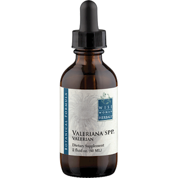 Valeriana/valerian 60 ml Wise Woman Herbals