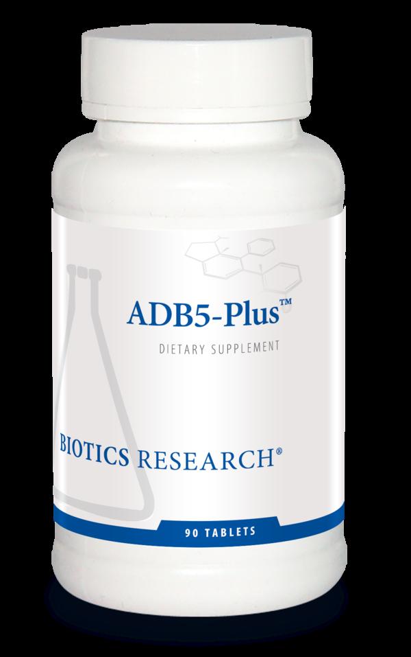 ADB5-Plus 90 tablets  Biotics Research