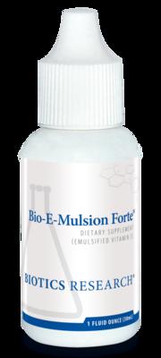 Bio-E-Mulsion Forte 30 ml Biotics Research