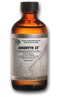 Argentyn 23 ,120 ml Allergy Research Group