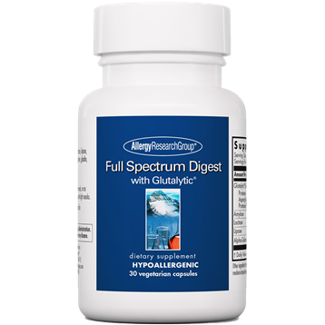 Full Spectrum Digest 30 капсул Allergy Research Group