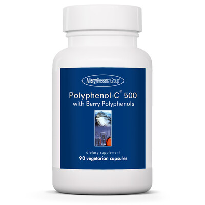 Polyphenol-C 500 90 vegcaps Allergy Research Group