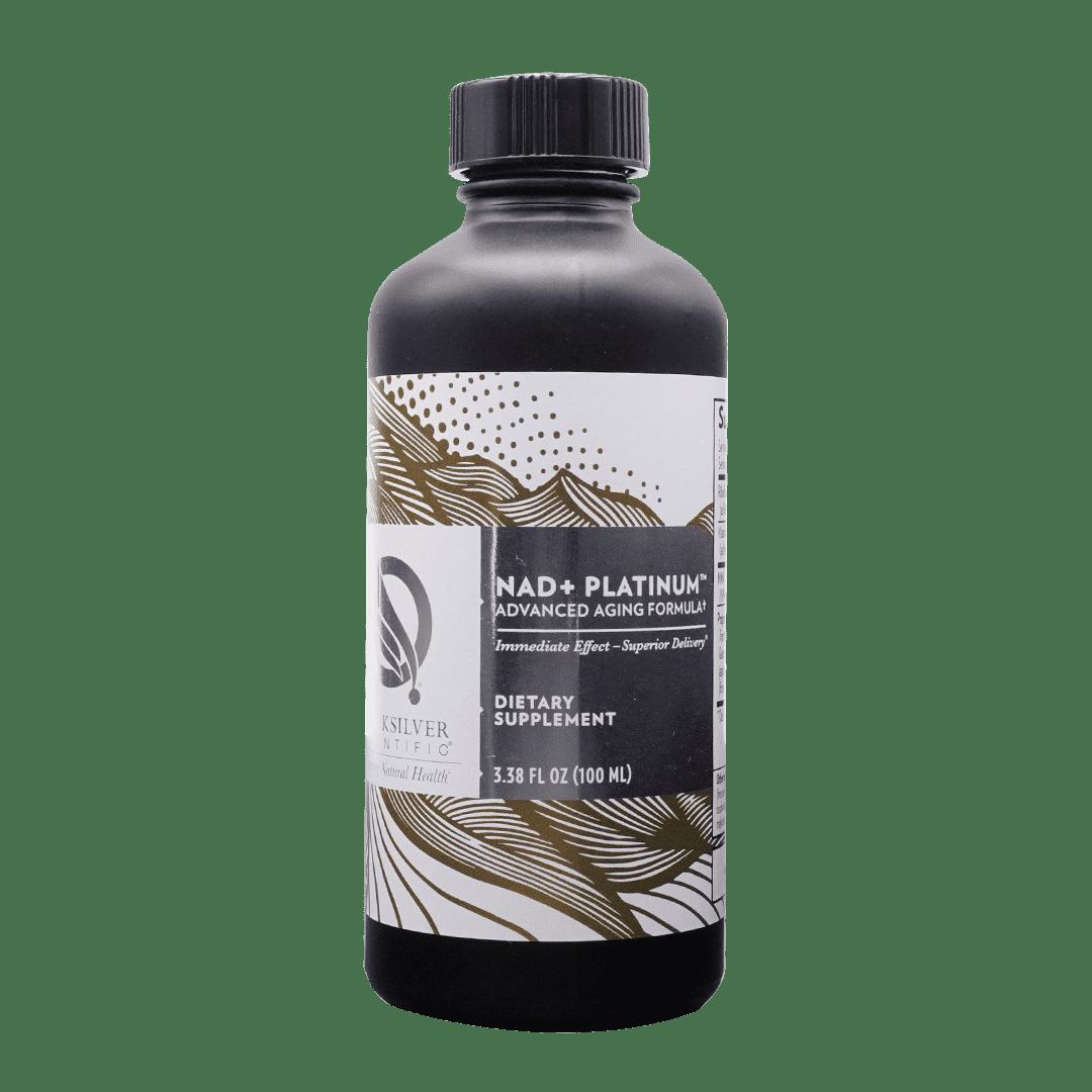 NAD+ Platinum  100 ml Quicksilver Scientific