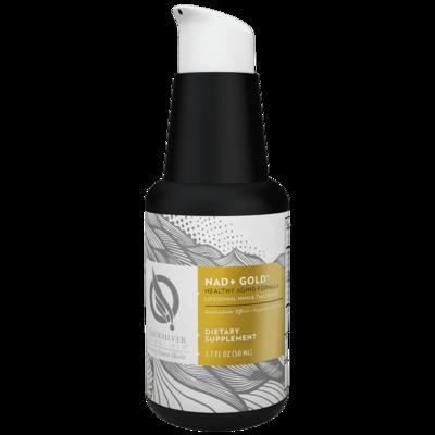 NAD+ GOLD 50 mg 50 ml Quicksilver Scientific