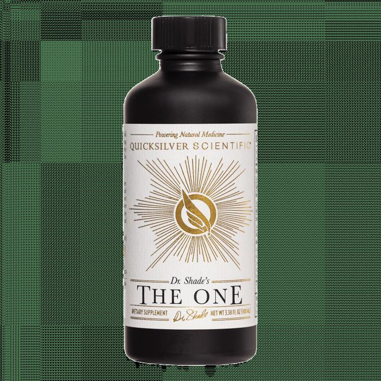 The One  100 ml Quicksilver Scientific