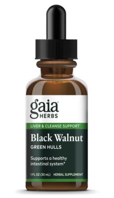 Black Walnut Hulls  30 мл Gaia Herbs