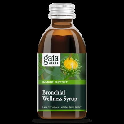 Bronchial Wellness Herbal Syrup 160 ml Gaia Herbs