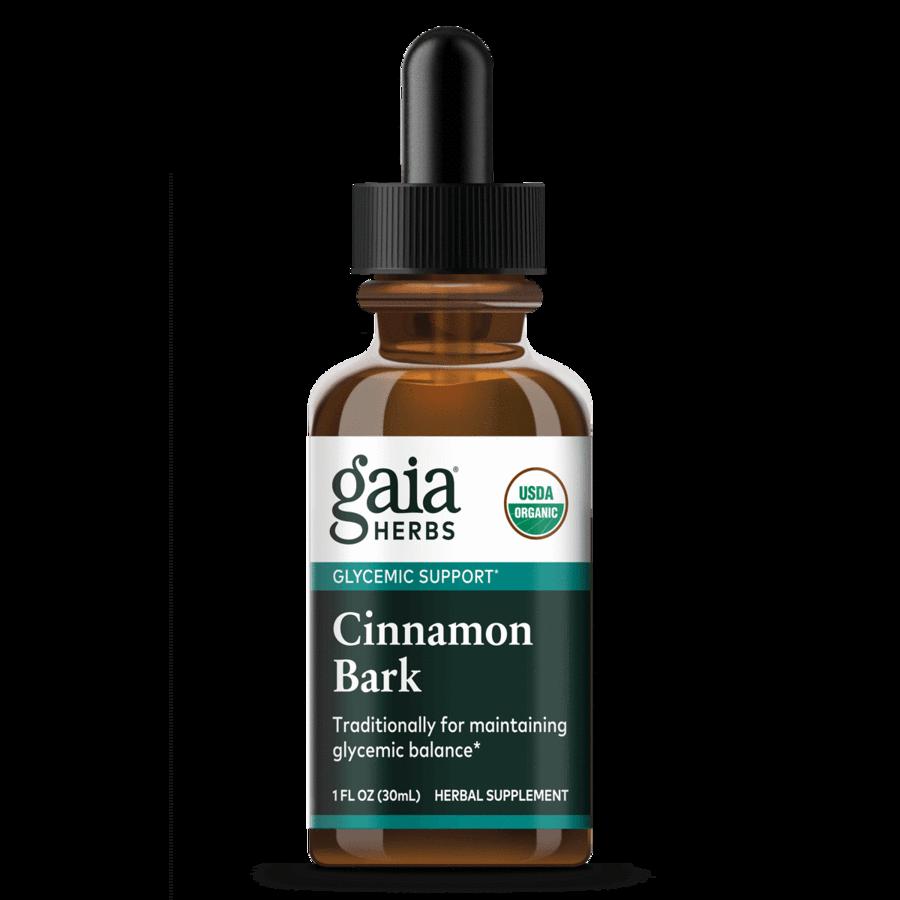 Cinnamon Bark 30 ml Gaia Herbs