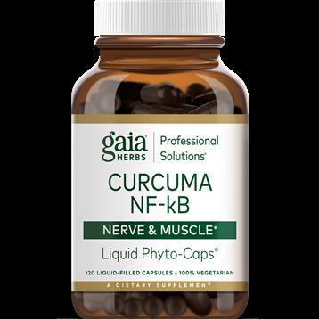 Curcuma NF-kB:Nerve & Muscle 120 capsules Gaia Herbs