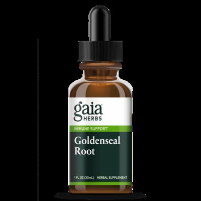 Goldenseal Root 30 ml Gaia Herbs