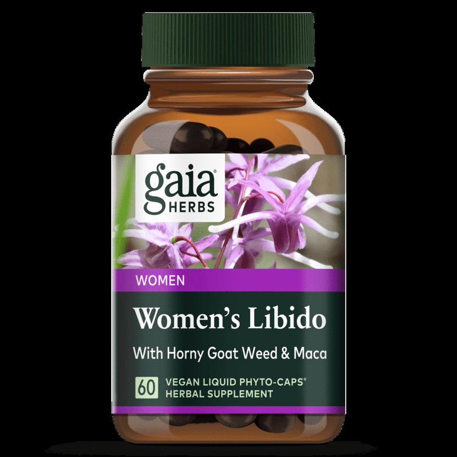 Women's Libido 60 capsules Gaia Herbs