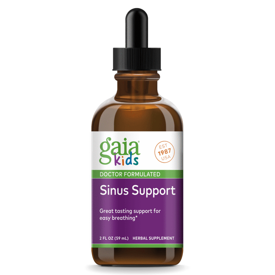 Sinus Support Kids 60 ml  Gaia Herbs