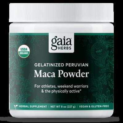 Maca Powder  227 g Gaia Herbs