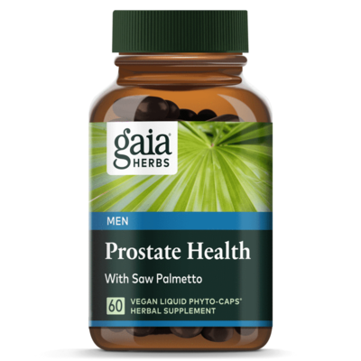 Prostate Support 60 capsules  Gaia Herbs
