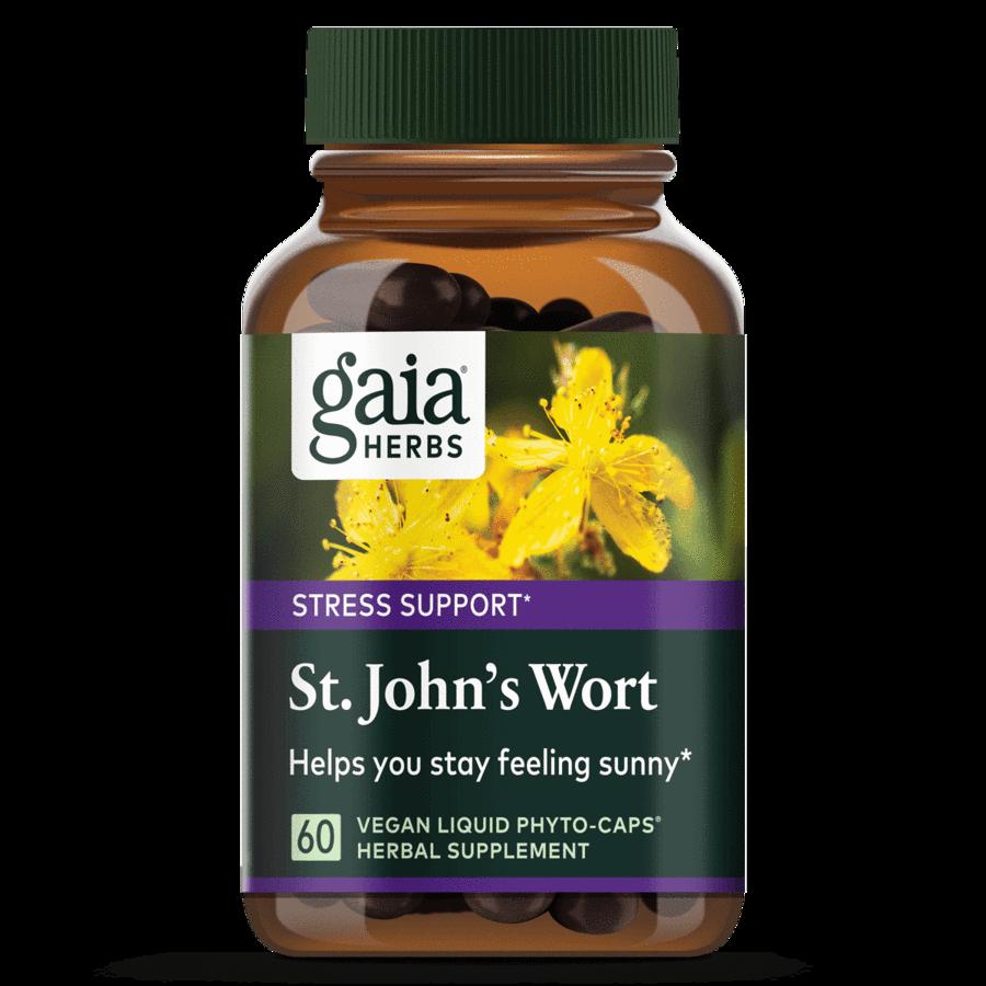St. John's Wort 60 capsules Gaia Herbs