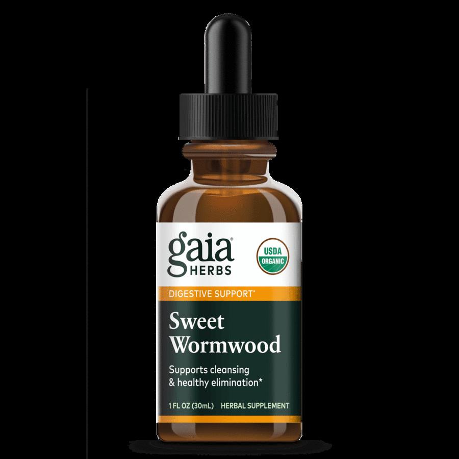 Sweet Wormwood Certified Organic 30 ml  Gaia Herbs