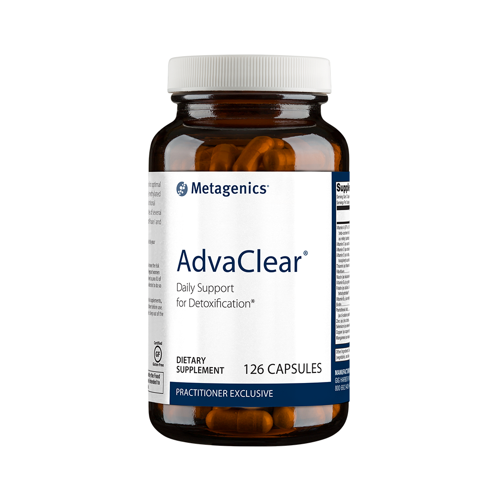 AdvaClear  42 capsules Metagenics