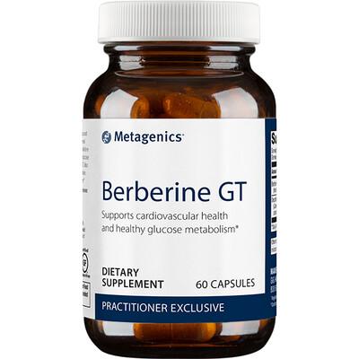Berberine GT  60 vegcaps Metagenics