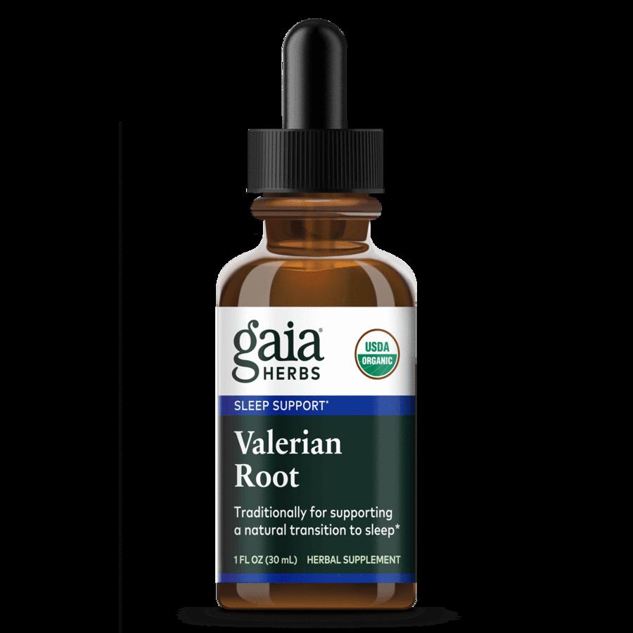 Valerian Root 30 ml Gaia Herbs