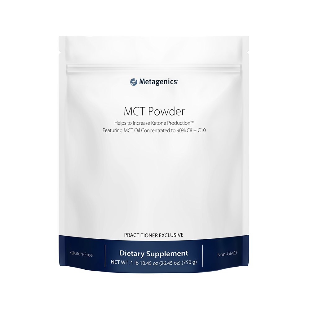 MCT Powder 50 servings 750 g Metagenics