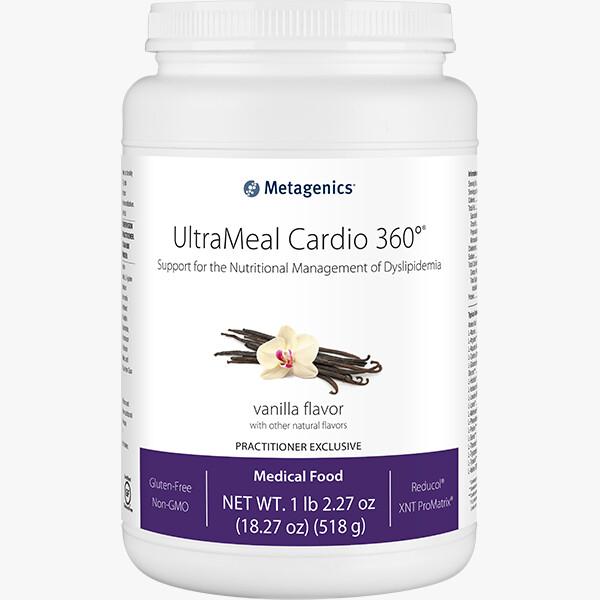 UltraMeal Cardio Vanilla 539 g Metagenics